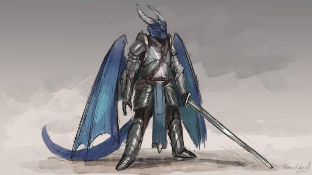 Dragonborn warrior [patreon]
