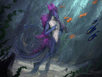 Merfolk by ThemeFinland