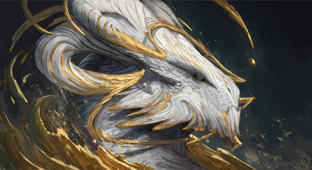 Ukko, the sun god by ThemeFinland