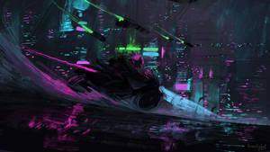 Highway runaway [patreon] by ThemeFinland