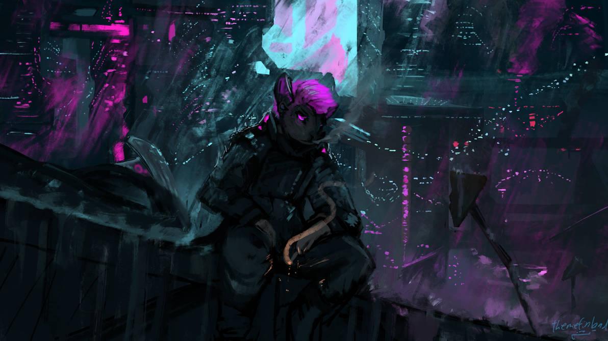 Rainchill [patreon] by ThemeFinland on DeviantArt