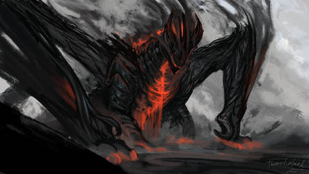 Lava Dragon [patreon]