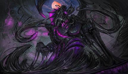 Alien rebirth [commission]
