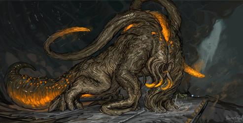 Parasitoid behemoth