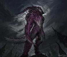 Aberration alpha werewolf