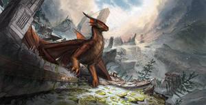 Mountain kingdom [commission]