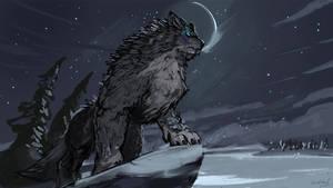 Frigid night [patreon]
