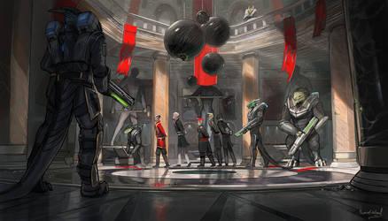 Captives [commission]