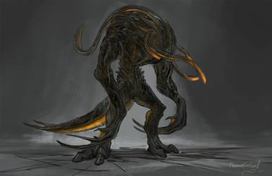 Parasitoid leaper
