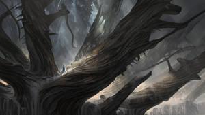 Brambling crags