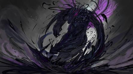 Fierce tentacle slam