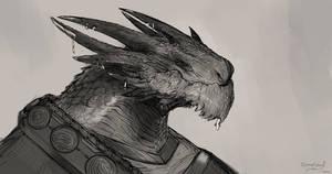Elder dragonoid