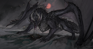 Dragon Lycanthrope
