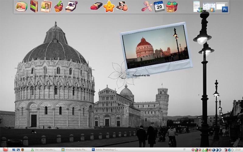 Notebook desktop n.9 by katychan83