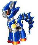 Metal Sonic Pony PA by Des-the-Dragon
