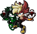 Pixel Art: Cheers to Us by Des-the-Dragon