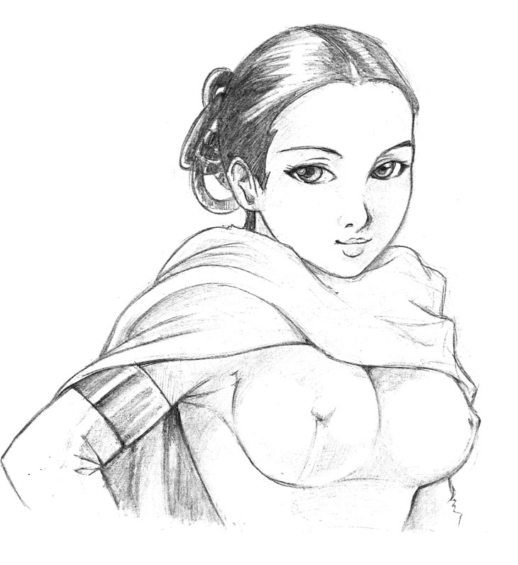 Padme Amidala... by ChEsArE