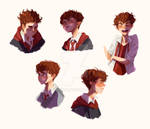 LEO expressions and shadow