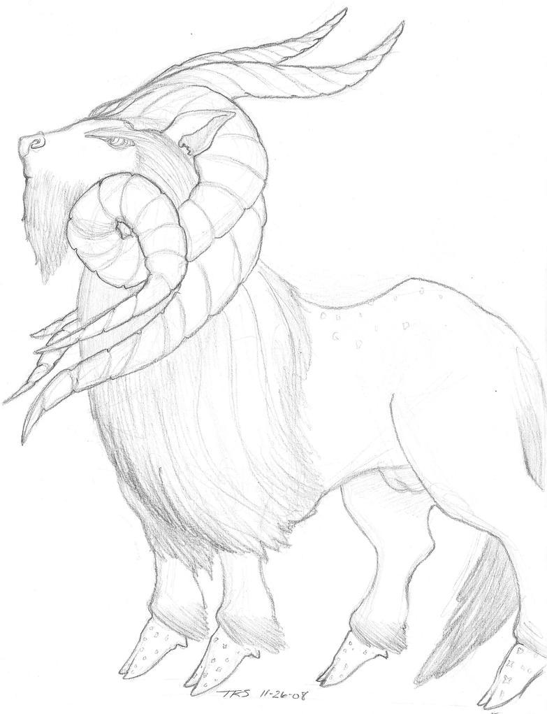 Celestial Ram Artifact