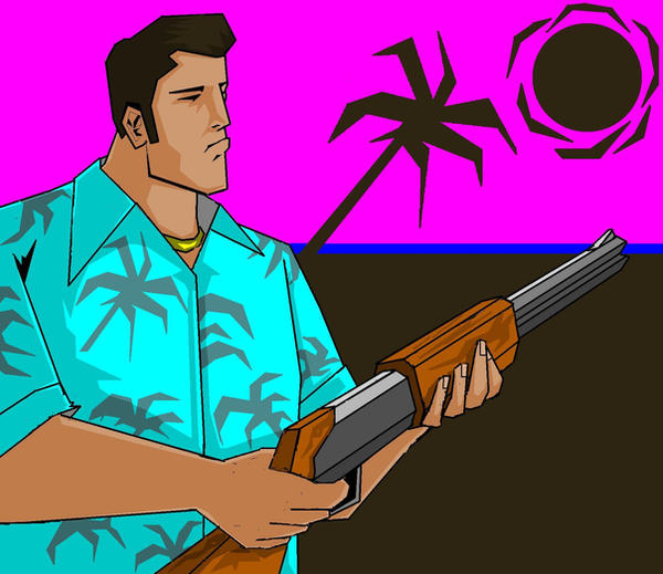 TOMMY VERCETTI By B9TRIBECA On DeviantArt