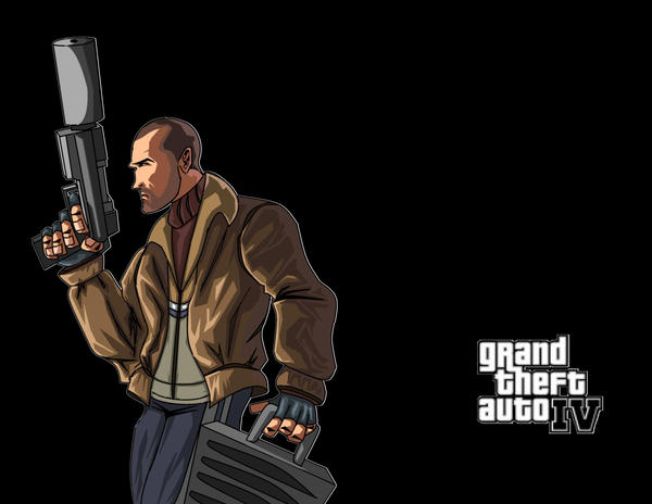 gta 4 niko. GTA4 NIKO BELLIC by *B9TRIBECA