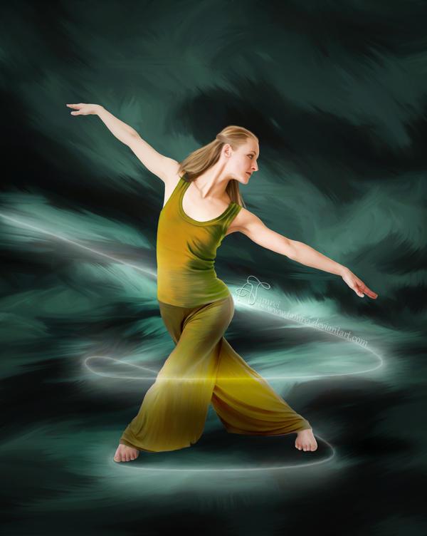 Energy of Dance by Tamrei
