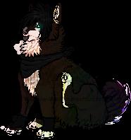 rainbow pixel Jack Avi by Novie-Kenari
