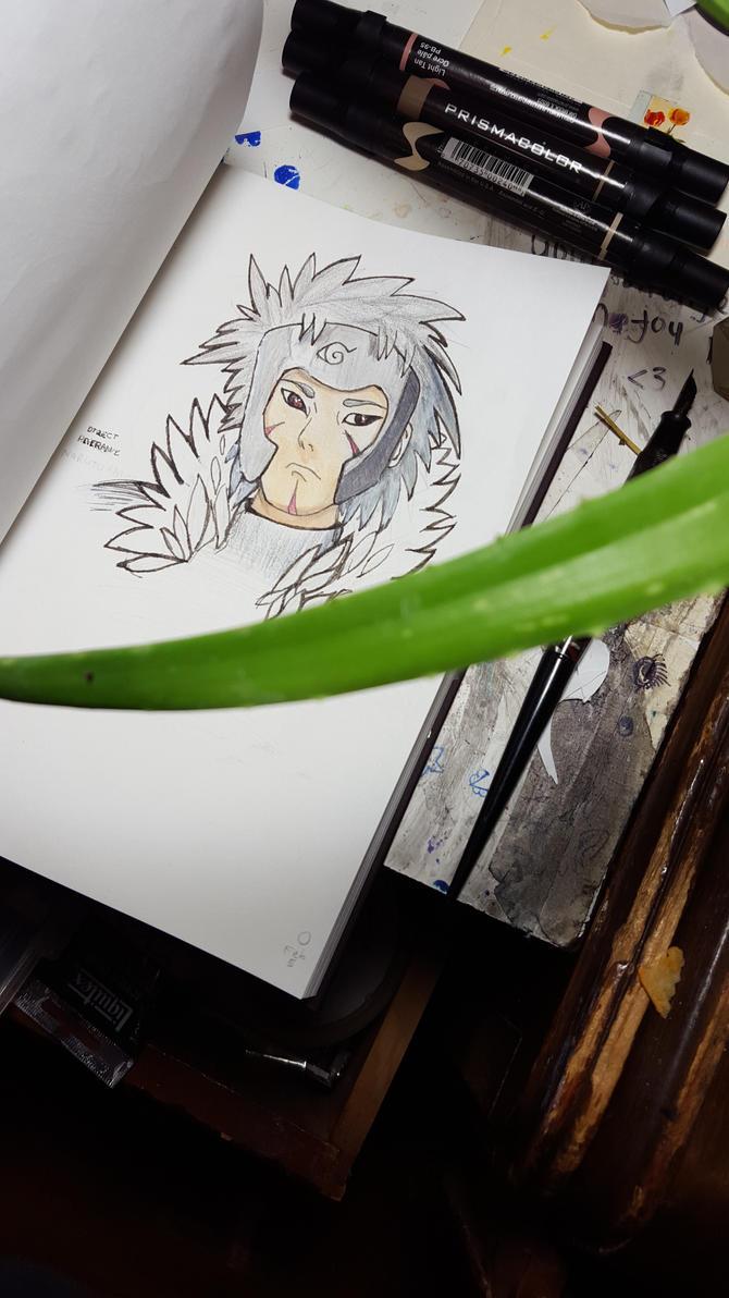 Tobirama by Novie-Kenari