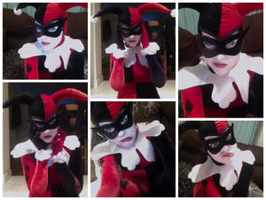 Cosplay Test: Harley Quinn!