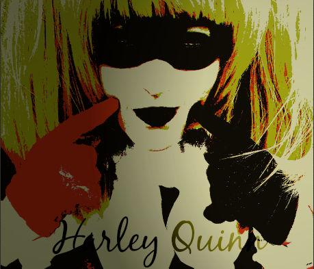 Harley Quinn. (2)
