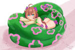 Hannah by Usami Kuroyuu by Violet-Scales