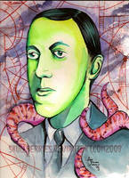 Lovecraft by skullberries