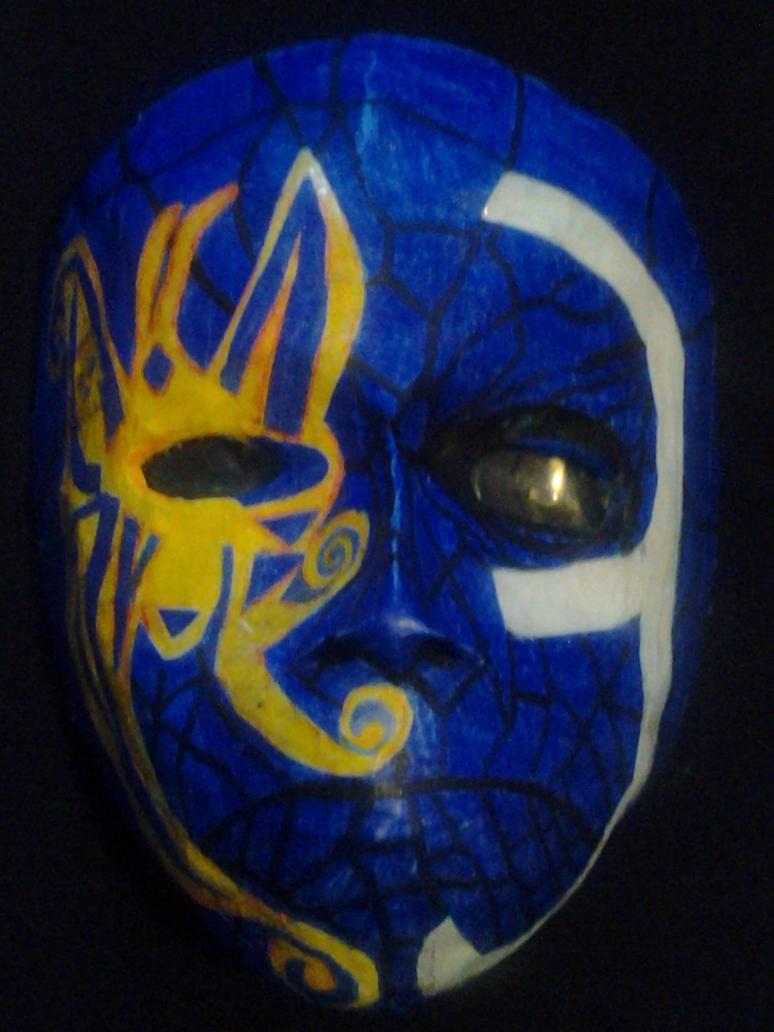 Dating program with masks