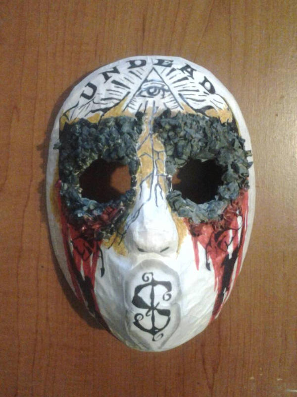 jdog day of the dead mask by kylethaartist on deviantart