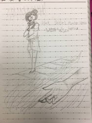Black dahlia murder sketch