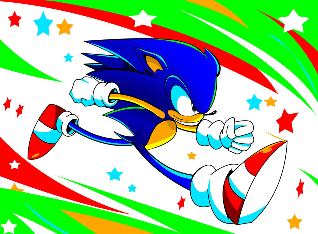 Sonic dash by waimbert on deviantart for Sonic dash coloring pages
