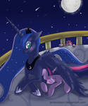 One Night with Princess Luna