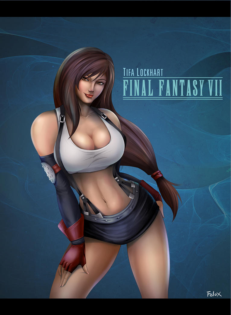 Tifa Lockhart by Felox08