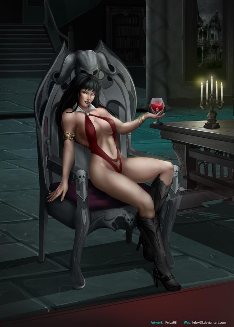 Vampirella - by Felox08