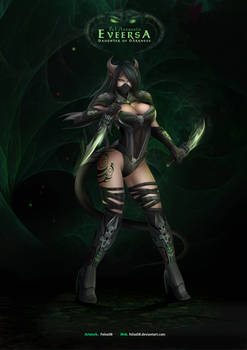 Demoness  Assassin