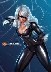 Black Cat Preview by Felox08