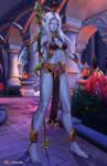 Nightborne Huntress