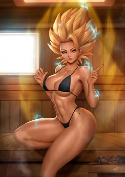 Caulifla Bikini