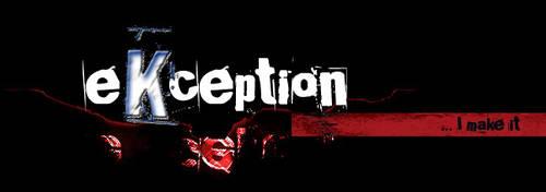 my EKception LOGO
