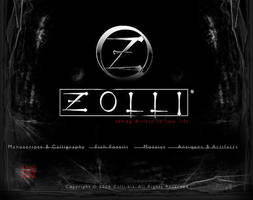 ZOLLI web interface by eddydev