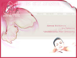 Sylva beauty and Spa website by eddydev