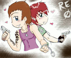 Resident evil 0 by lunax89