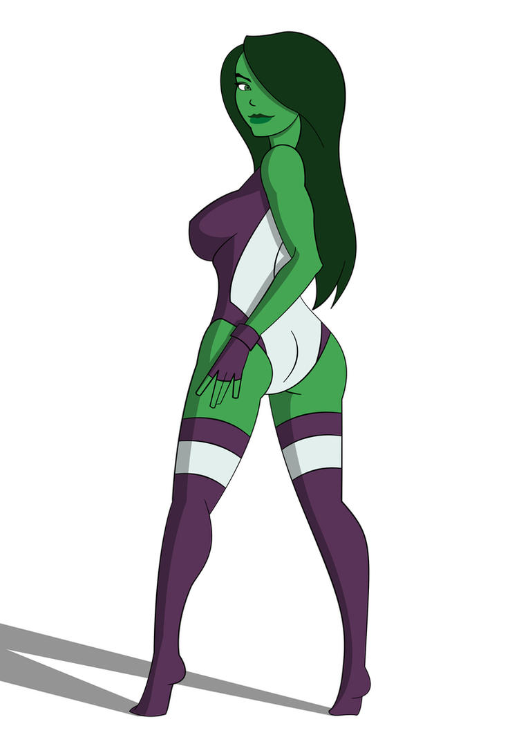 She Hulk Transformation Animation A she hulk transformation