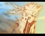 Naruto nuevo modo Rikudo