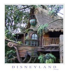 Tarzan's Treehouse by ClaudiaSutton